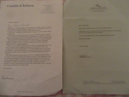 robert-galbraith-rejection-letters