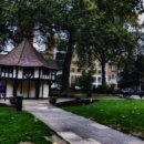 Soho Square bubble