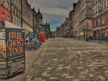 Royal Mile (ghost tour)